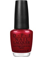 OPI - Nail Lacquer - REDS - 15ml - Danke-Shiny Red