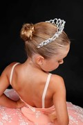 Custom Ballet Crown - Giselle for Robyn