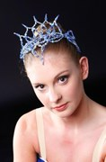 Ballet Tiara - Blue Bird V2 (Sleeping Beauty)