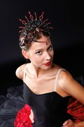 Ballet Carabosse (Sleeping Beauty) Tiara V1