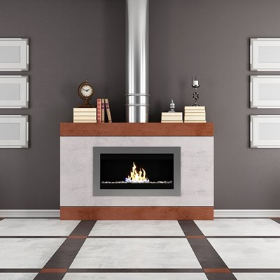 How Fireplaces Became a Must-Have Luxury Home Appliance