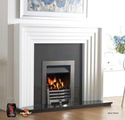 Valor Bauhaus Airflame Convector Inset Gas Fire