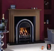 Valor Bloomsbury Airflame Convector Inset Gas Fire