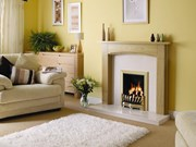 Be Modern Logan Wooden Fireplace