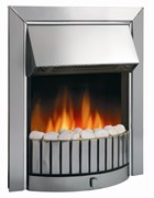 Dimplex Delius Inset Fire with unique Optiflame® effect