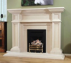Newman Azores Fireplace