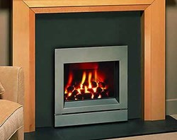 Gazco Logic Convector Inset Gas Fire - Manual & Remote Control