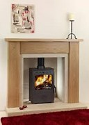 OER Oak Plain Cottage Timber Surround