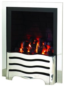 PureGlow New Wave Gas Fire