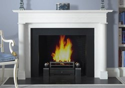 Chesney Lincoln Fireplace