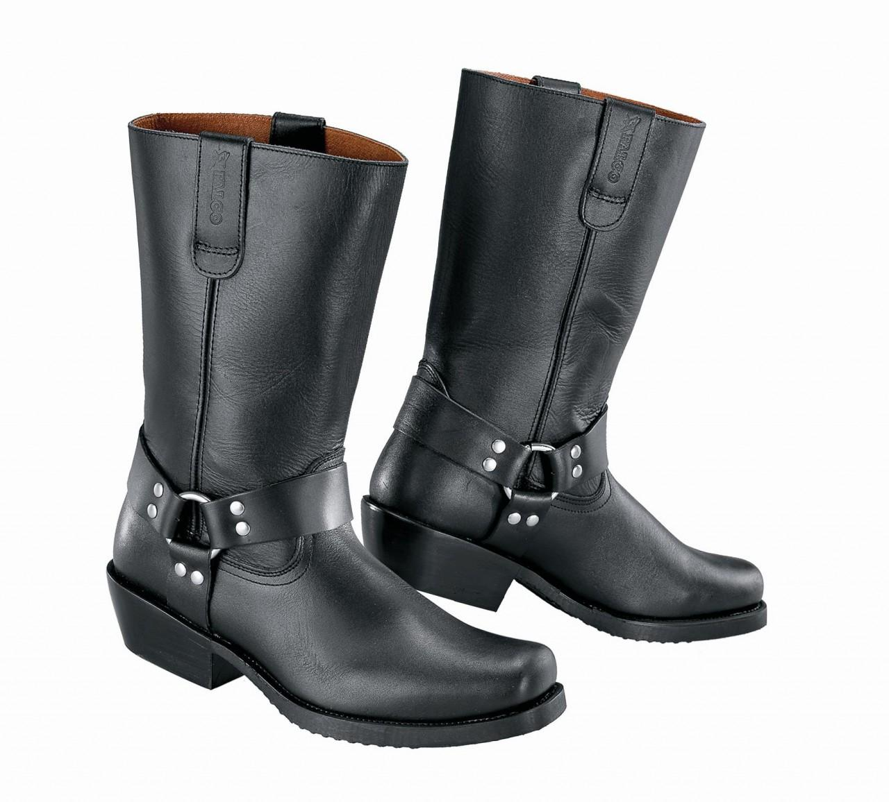 Model Milwaukee Leather Womenu0026#39;s Black Motorcycle Riding Boots MBL201 Size 5.5 U2022 CAD $62.86 - PicClick CA