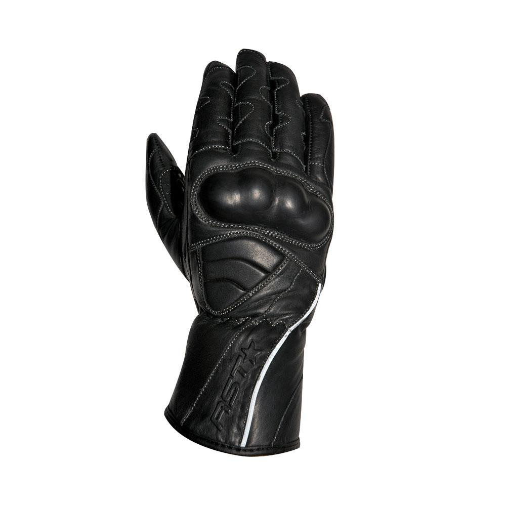 Ladies leather gloves australia - Rst Mayfair Ladies Leather Gloves Black
