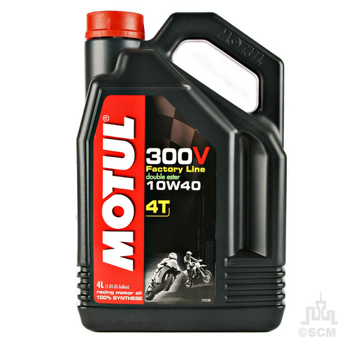 motul 300v factory line 4t 10w40 4l motor oil online. Black Bedroom Furniture Sets. Home Design Ideas