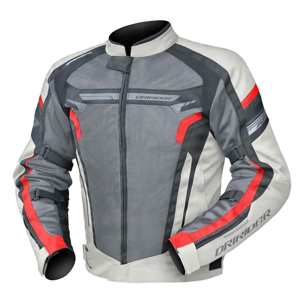 (CLEARANCE) DRIRIDER Air Ride 4 Textile Jacket - Tornado ...