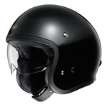 Shoei J.O Helmet - Solid Gloss Black