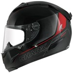 (SHARK CLEARANCE SALE) - Shark Race-R Pro Stinger Helmet - Black/Red