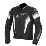 (CLEARANCE SALE) - Alpinestars T-GP Pro Textile Jacket - Anthracite/Black