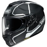 (CLEARANCE) Shoei GT-AIR PENDULUM HELMET - MATTE BLACK/WHITE TC-5