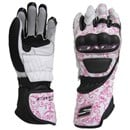 (CLEARANCE SALE) - Five RFX3 Tribal Ladies Gloves - Pink