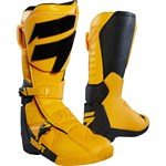 2018 SHIFT WHIT3 MX BOOT - YELLOW