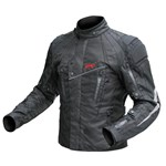 (CLEARANCE SALE) - DriRider Reactor Textile Jacket - Black