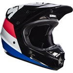 Shift 2017 Whit3 Tarmac MX Helmet - Black