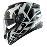 (SHARK CLEARANCE) - Shark Speed-R Series 2 Helmet - Craig Black/White