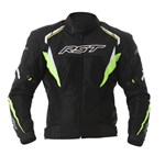 (CLEARANCE) RST MENS T-122 VENTED JACKET - FLURO YELLOW