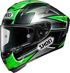 Shoei X-Spirit III Helmet - Laverty Replica TC-4