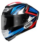 (CLEARANCE) Shoei X-Spirit III Helmet - BRADLEY 3 TC-1