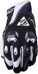 (CLEARANCE) Five Stunt Evo Gloves - Black/White