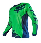 (CLEARANCE SALE) - FOX 2016 180 RACE JERSEY - FLO GREEN