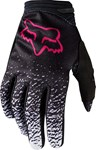 FOX 2018 YOUTH/GIRL DIRTPAW GLOVES - BLACK/PINK