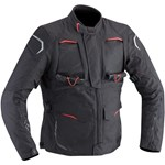 2018 IXON CROSS AIR 2.0 TEXTILE JACKET BLACK
