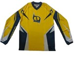 (CLEARANCE MSR) - MSR M9 Axxis Men's MX Jersey - Yellow