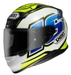 (CLEARANCE) SHOEI NXR Helmet - CLUZEL TC-3 YELLOW