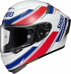 Shoei X-Spirit III Helmet - Lawson Replica TC-1