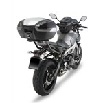 GIVI 2115FZ Topcase Rack to suit Yamaha MT-09 (2013-2015)