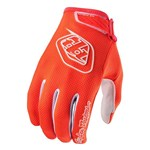 TROY LEE DESIGNS 2018 AIR YOUTH GLOVES FLO ORANGE