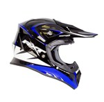 RXT 707 EDGE HELMET - BLUE