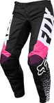 (CLEARANCE) FOX 2018 WOMEN'S 180 PANTS - BLACK/PINK