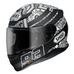 Shoei NXR Marquez 3 Replica Digi Ant TC-5