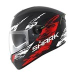 (CLEARANCE SALE) - Shark SKWAL Helmet - Ellipse Matt Red