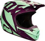 FOX 2018 V1 RACE ECE HELMET - GREEN