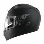 Shark S700S ECE Helmet - Full Matt Black