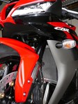 HONDA CBR 600RR 2007-2013 - RADIATOR GUARD