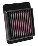 K&N AIR FILTER YAMAHA YZF R3 2015 - 2017