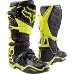 (CLEARANCE) FOX 2017 INSTINCT BOOT - BLACK/YELLOW