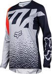 FOX 2018 GIRLS 180 JERSEY - GREY/ORANGE