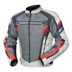 DRIRIDER Air Ride 4 Textile Jacket - Tornado